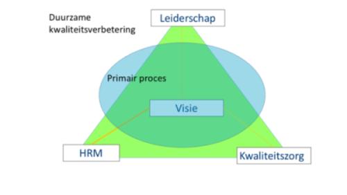 kwaliteitszorg driehoek